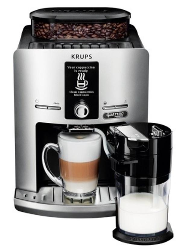 Krups Kaffeevollautomat EA82F Latt´Espress | B-Ware