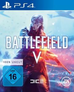 PS4 Spiel Battlefield V |  B-Ware