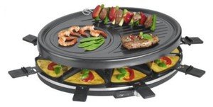 Clatronic Raclette-Grill RG 3517 ´´´´