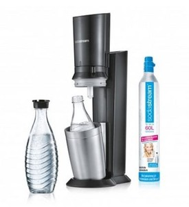 SodaStream Wassersprudler Crystal 2.0 ´´titan´´