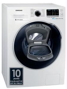 Samsung Waschtrockner WD 81K5A ´´ ´´