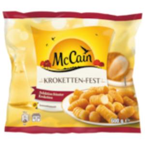 McCain Kroketten-Fest