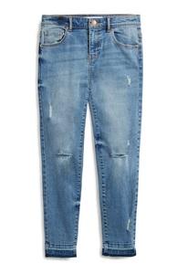 Jeans im Used-Look (Teeny Girls)