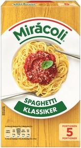 Miracoli Spaghetti Klassiker 5 Portionen 634 g