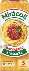 Miracoli Maccaroni Klassiker 3 Portionen 377 g