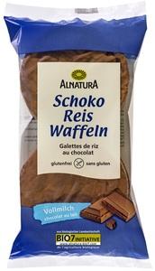 Alnatura Bio Schoko Reis Waffeln Vollmilch 100 g