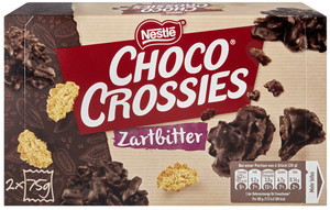 Nestle Choco Crossies Feinherb 2x 75 g