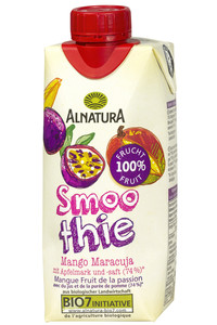 Alnatura Bio Smoothie Mango Maracuja 330 ml