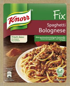 Knorr Fix für Spaghetti Bolognese 42 g