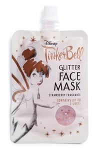 """""""Tinkerbell"""" Gesichtsmaske mit Glitzer"""