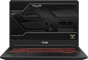 Asus FX705GM-EW186T 43,9 cm (17,3´´) Gaming Notebook red matter