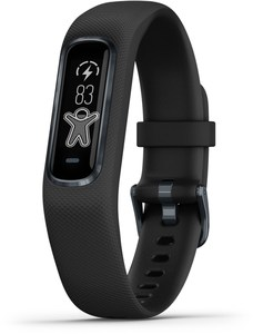 Garmin vivosmart 4 L Activity Tracker schwarz