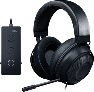 Razer Kraken Tournament Edition Gaming Headset schwarz