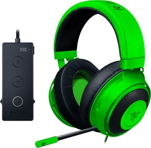 Razer Kraken Tournament Edition Gaming Headset grün