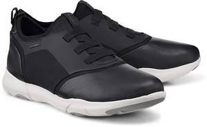 Sneaker Nebula von Geox in schwarz für Herren. Gr. 40,41,42,43,44,45,46