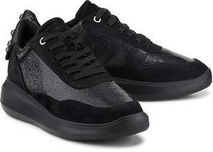Sneaker Rubidia von Geox in schwarz für Damen. Gr. 36,37,41