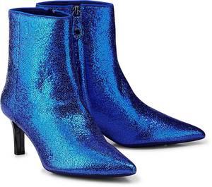 Stiefelette Bibbiana von Geox in blau für Damen. Gr. 36,37,38,39