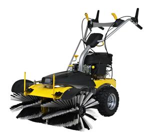 Texas Kehrmaschine, Smart Sweep 800
