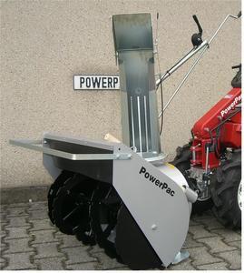 PowerPac Schneefräse 60cm