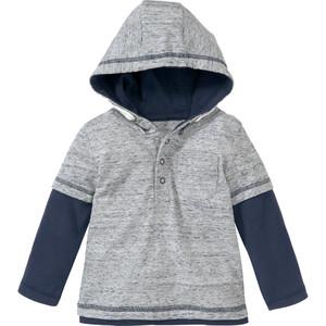 Baby Langarmshirt im Layer-Look