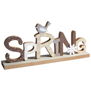 Schriftzug Spring (30 cm breit)