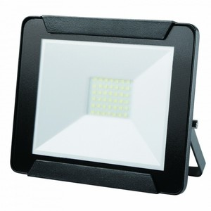 Trendline LED Fluter 30 W ,  schwarz