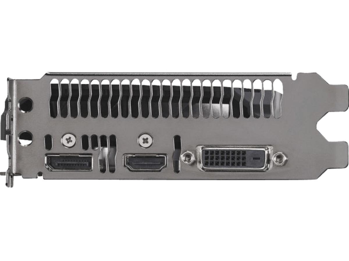 Bild 2 von ASUS GeForce® GTX 1050 Ti Cerberus Advanced 4GB (90YV0A75-M0NA00) (NVIDIA, Grafikkarte)