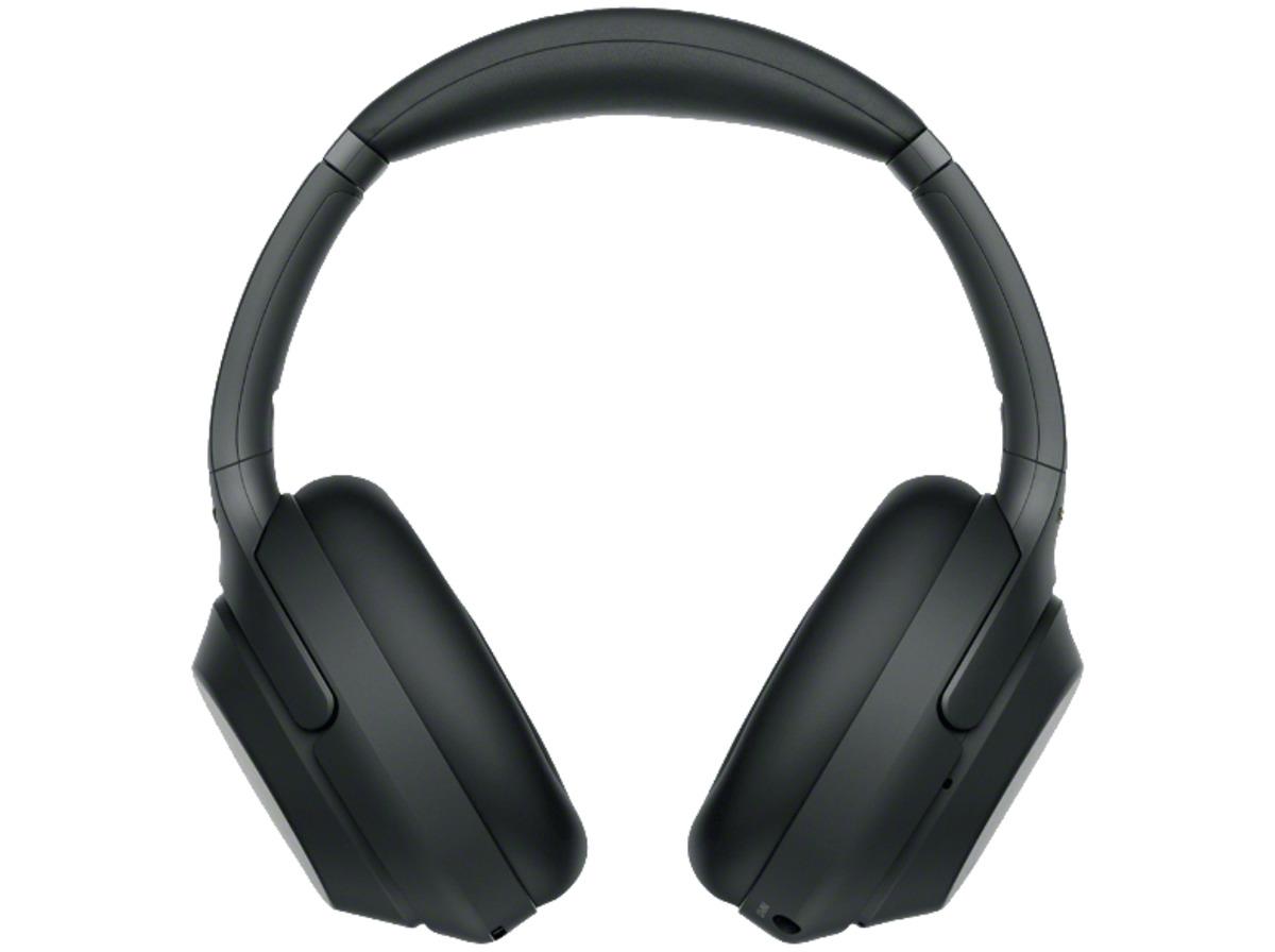 Bild 2 von SONY WH-1000XM3, Over-ear Kopfhörer, Near Field Communication, Headsetfunktion, Bluetooth, Schwarz
