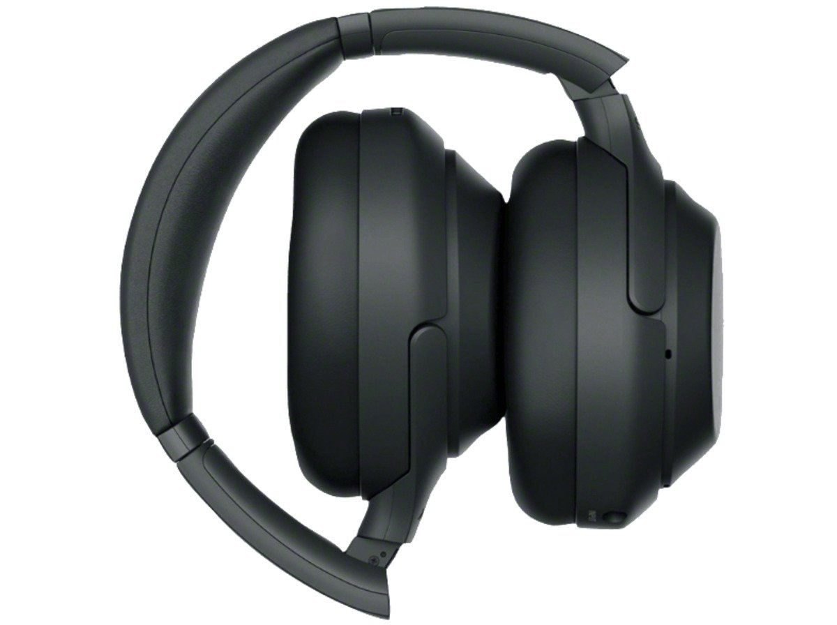 Bild 5 von SONY WH-1000XM3, Over-ear Kopfhörer, Near Field Communication, Headsetfunktion, Bluetooth, Schwarz