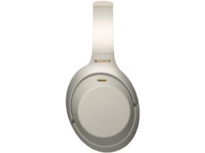 SONY WH-1000XM3, Over-ear Kopfhörer, Near Field Communication, Headsetfunktion, Bluetooth, Silber