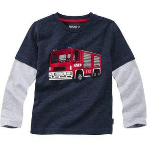2 in 1-Shirt Feuerwehr