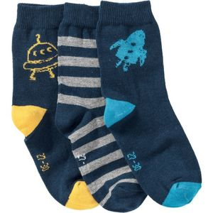 Socken, 3er-Pack