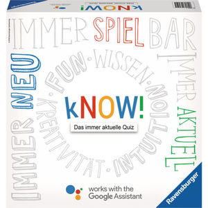 kNOW! - Das immer aktuelle Quiz -Works with the Google Assistant