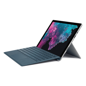 Microsoft Surface Pro 6 128GB mit Core i5 & 8GB inkl. Surface Pro Signature Type Cover Kobalt Blau