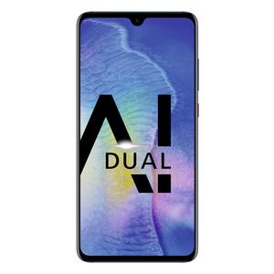 "HUAWEI Mate 20 128GB Hybrid-SIM Midnight Blue [16,59cm (6,53"") LCD Display, Android 9.0, 12+16+8MP Triple]"