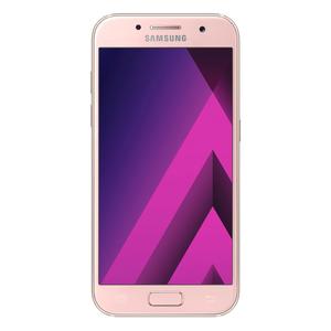 "Samsung Galaxy A3 (2017) 16GB Peach [12,04cm (4.7"") HD Display, Android 8.0 via Update, 1.6GHz Octa-Core, 13MP]"