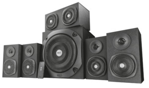 Trust Vigor 5.1 Surround Speaker System