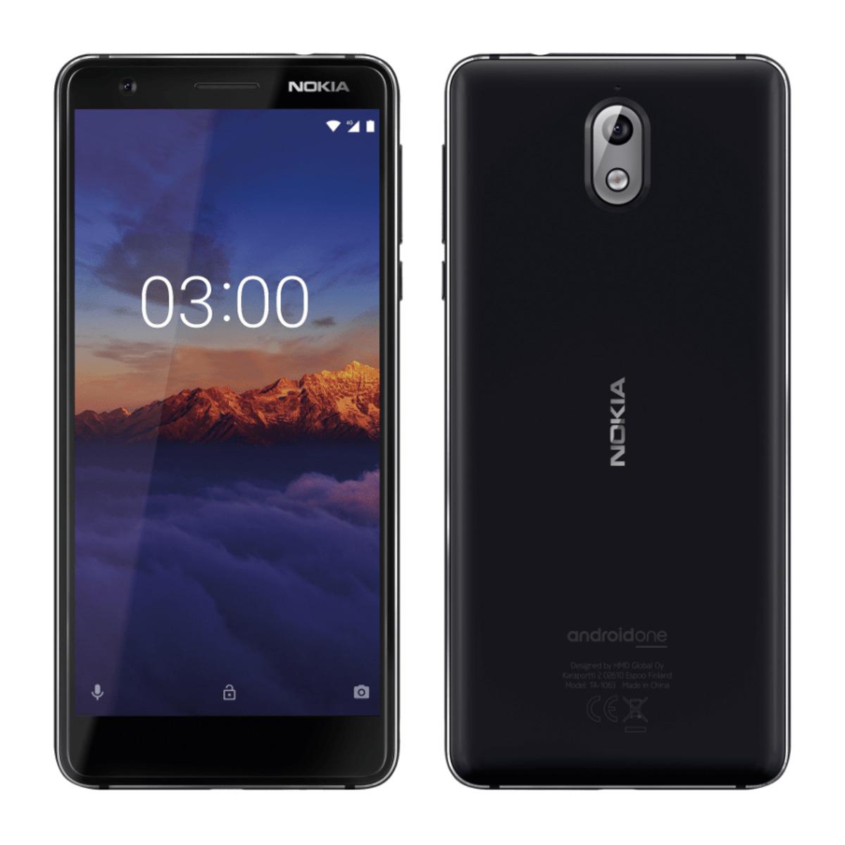 Bild 1 von Nokia 3.1 (2018) Smartphone