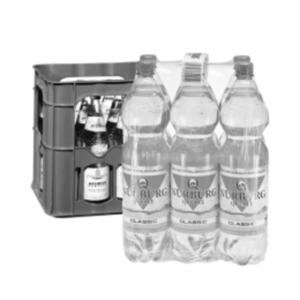 Nürburg Quelle 6x1,5l PET EW oder Aegidius Mineralwasser 12x0,7l/ 0,75l Glas
