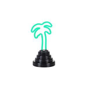 XXXL Dekoleuchte Palme