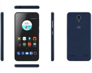 ZTE Smartphone Blade A520 ,  16GB, blau