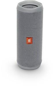 JBL Mobiler Lautsprecher Flip 4 Grau