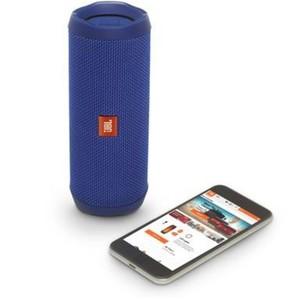 JBL Mobiler Lautsprecher Flip 4 ,  blau