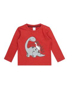 Newborn Longsleeve mit Dino-Prints