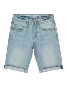 Jungen 5-Pocket-Jeansbermudas