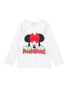 Baby Longsleeve mit Disney-Print