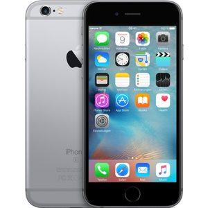 APPLE iPhone 6S Smartphone (reassembliert), 11,94 cm (4,7'') Retina HD Display, iOS 9 (Update auf iOS 12.1 verfügbar), 64 GB Speicher, A9 Chip, LTE