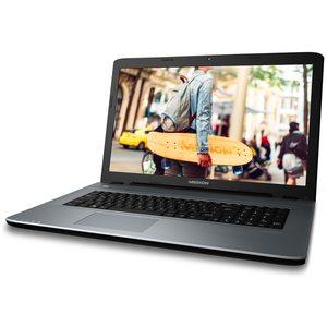 """MEDION AKOYA® P7653, Intel® Core™ i7-8550U, Windows10Home, 43,9 cm (17,3"""") FHD Display, MX130, 128 GB SSD, 1,5 TB HDD, 8 GB DDR4 RAM, Multimedia Notebook"""