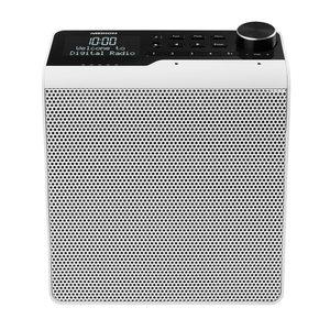 MEDION LIFE® P66120 WLAN Unterbauradio mit Amazon Alexa, Sprachsteuerung, Bluetooth-Funktion, Party Mode-Funktion, Internetradio, DAB+, DLNA kompatibel