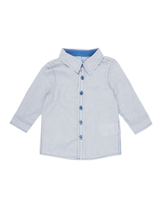 Baby Hemd mit Streifenmuster